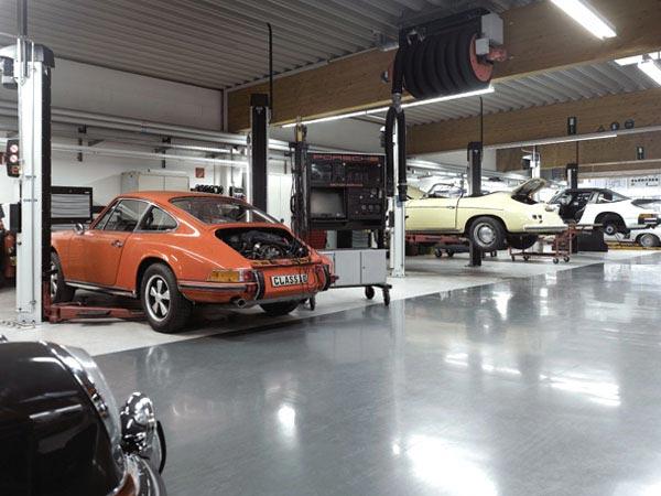 Porsche classic center gelderland home - Service hoog ...